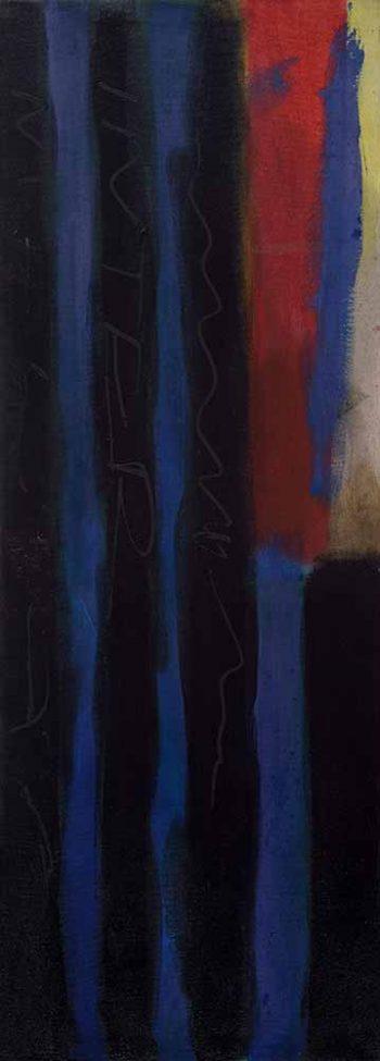 Inter-Milan,-akryl-na-plátně,-2013,-180x65cm