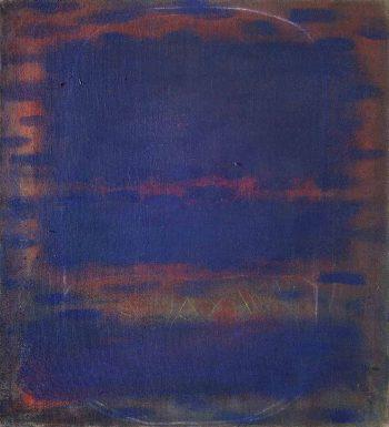 Temný-mrak,-komb.technika-na-jutě,-160x145cm,-2016