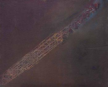 Úhlopříčka,-akryl-na-plátně,-2010,-110x90cm